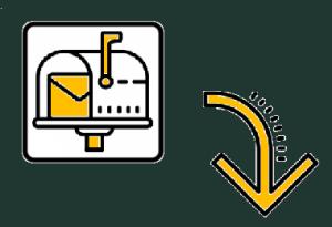 Logo für Mailings und Newsletter Anmeldung